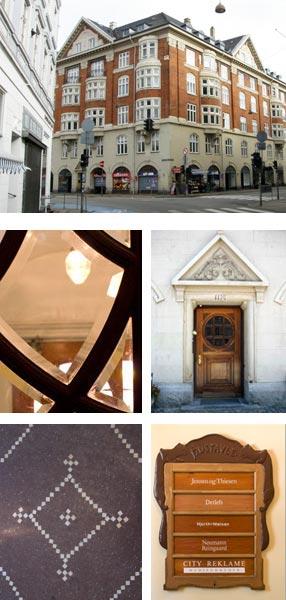 Detaljer fra Store Kongensgade