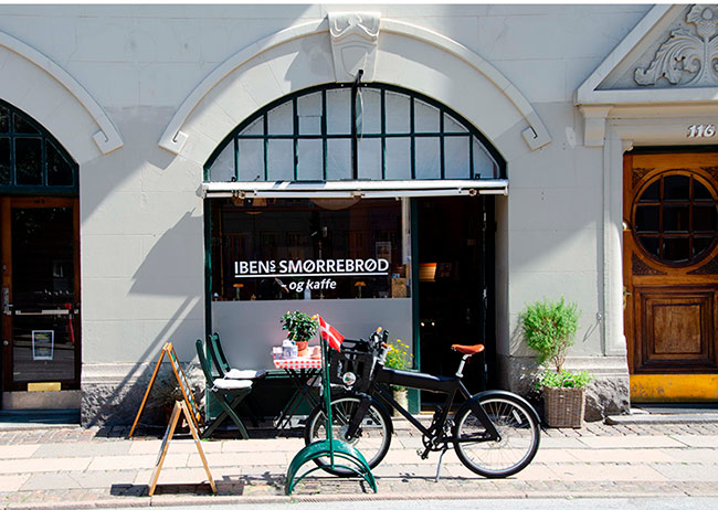 Ibens Smørrebrød Store Kongensgade 116 A  Tel. 31709963